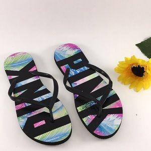PINK Flip Flops- Size 7-8